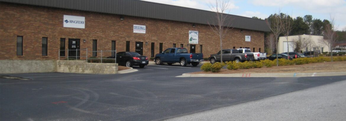 Kenwood Business Park  –  Available 9/1/2021